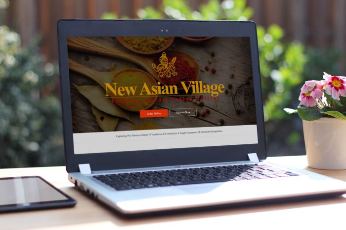 New Asian Village
