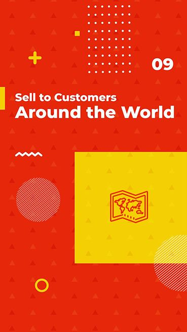 Sell to Customers Around the World